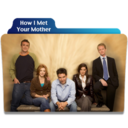 128x128px size png icon of How I Met Your Mother