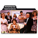 128x128px size png icon of Keeping Up Appearances