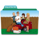 128x128px size png icon of King of the Hill