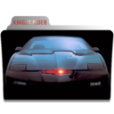128x128px size png icon of Knight Rider