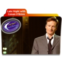 Late Night with Conan O Brien Icon