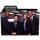 Law and Order Criminal Intent Icon