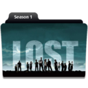 128x128px size png icon of Lost Season 1