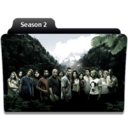 128x128px size png icon of Lost Season 2