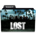 128x128px size png icon of Lost Season 4