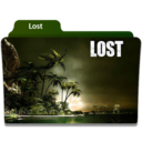 128x128px size png icon of Lost