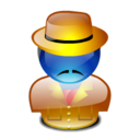 128x128px size png icon of Clayton