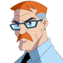 Commissioner Gordon Icon