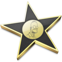 128x128px size png icon of iMovie Homer