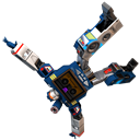 128x128px size png icon of Transformers Soundwave