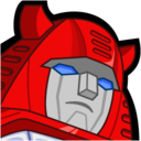 128x128px size png icon of Cliffjumper