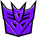 128x128px size png icon of Evil Decepticons
