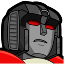 128x128px size png icon of Starscream