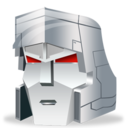 128x128px size png icon of Megatron
