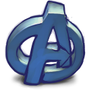 128x128px size png icon of Comics Avengers