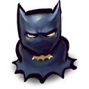 128x128px size png icon of Comics Batman