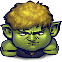 128x128px size png icon of Comics Hulkling
