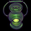 128x128px size png icon of Comics Lantern