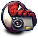 128x128px size png icon of Comics Spiderman Cam