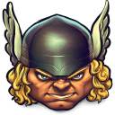 128x128px size png icon of Comics Thor