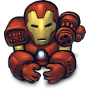 128x128px size png icon of Comics Wariron