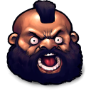 128x128px size png icon of Street Fighter Zangief