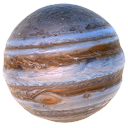 128x128px size png icon of 07 jupiter