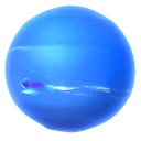 128x128px size png icon of 10 neptune