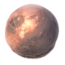 128x128px size png icon of 11 pluto