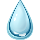 128x128px size png icon of Dew
