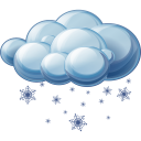 128x128px size png icon of Sleet