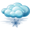 128x128px size png icon of Snow