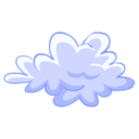 128x128px size png icon of Cloud
