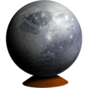 128x128px size png icon of Pluto