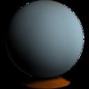 128x128px size png icon of Uranus