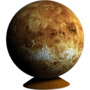 128x128px size png icon of Venus