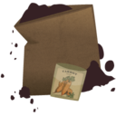 128x128px size png icon of sack