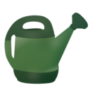 128x128px size png icon of watering can