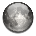 128x128px size png icon of Moon
