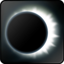 128x128px size png icon of Solar eclipse