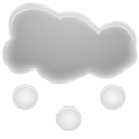 128x128px size png icon of Hail