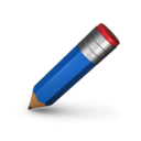 128x128px size png icon of Pensil