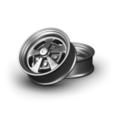 128x128px size png icon of Rims