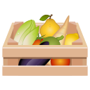 128x128px size png icon of Fruits Vegetables