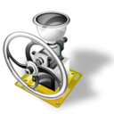 128x128px size png icon of Mill