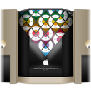 128x128px size png icon of Apple Store Louvre Front Cover