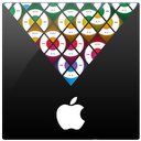 128x128px size png icon of Apple Store Louvre