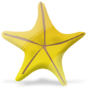 128x128px size png icon of Marine star