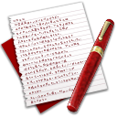 128x128px size png icon of Diary