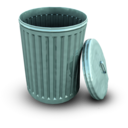 128x128px size png icon of BinOpen